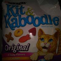 Purina Kit & Kaboodle Original Cat Food 3.15 lb. Bag uploaded by Jeanne K.