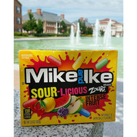 MIKE AND IKE® SOUR-LICIOUS ZOURS® uploaded by Kelsey B.