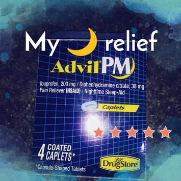Photo of Advil® PM Caplets uploaded by Stacy R.