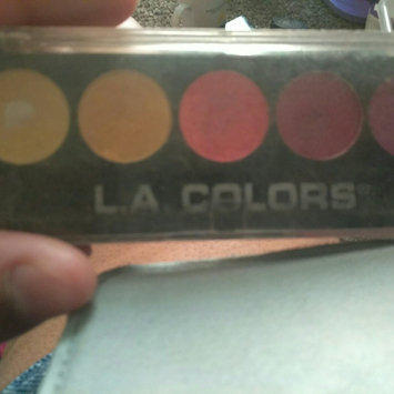 Photo of L.A. Colors 5 Color Metallic Eyeshadow uploaded by Tequela A.