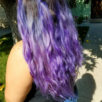 Photo of Ion Color Brilliance Semi Permanent Neon Brights Hair Color Radiant Orchid uploaded by yazmin i.