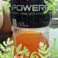 Powerade® Citrus Passionfruit Sports Drink 32 fl. oz. Plastic Bottle uploaded by Amber M.