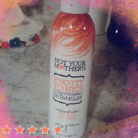 Not Your Mother's Knotty To Nice Conditioning Detangler uploaded by Tiffany T.