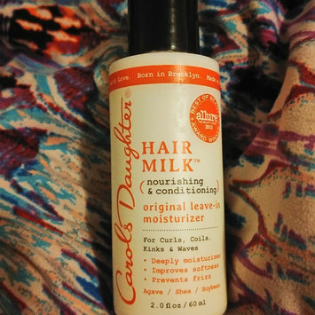 Photo of Carol's Daughter Hair Milk Nourishing and Conditioning Original Leave-In Moisturizer uploaded by LaLa W.