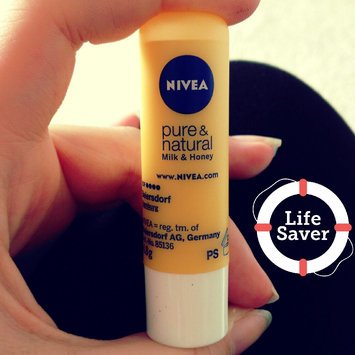 NIVEA Milk & Honey Soothing Lip Care uploaded by Nikita P.