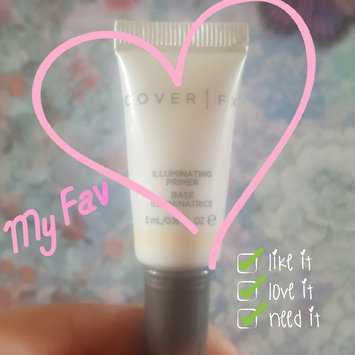 Photo of COVER FX Illuminating Primer uploaded by Jess at Flaunt the Curls M.