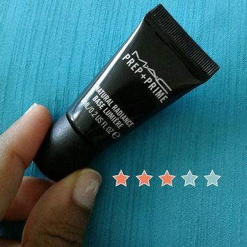 Photo of MAC Cosmetics Prep + Prime Natural Radiance uploaded by Ana C.