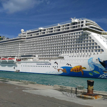 Photo of Norwegian Cruise Line uploaded by Caitlin J.