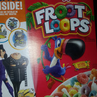 Kellogg's® Froot Loops® Cereal uploaded by Judith Z.