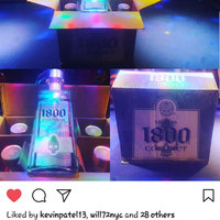 1800 Anjeo Coconut Tequila uploaded by Elaine C.