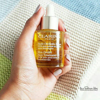 Clarins Blue Orchid Face Treatment Oil for Unisex uploaded by Ash G.
