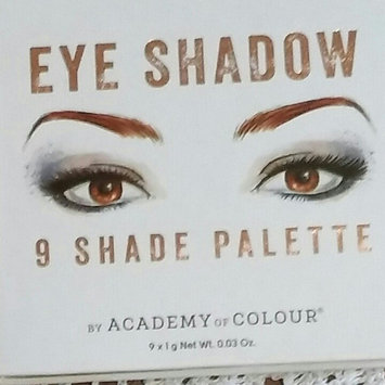 Academy of Colour 9 Shade Eyeshadow Palette, Multicolor uploaded by Lina T.