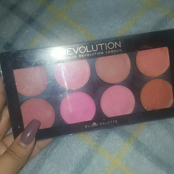 Photo of Makeup Revolution Blush Palette uploaded by mariza h.