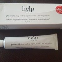 philosophy help me retinol night treatment uploaded by Holleen D.