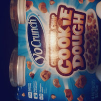YoCrunch® Vanilla Lowfat Yogurt with Chocolate Chip Cookie Dough 4-4 oz. Cups uploaded by Shawn R.
