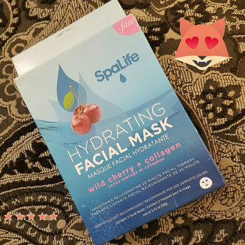 Photo of My Spa Life SpaLife Hydrating Facial Mask - 3 pack uploaded by Karen W.