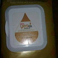 Yes To Miracle Oil Argan Oil 2 In 1 Cleansing Moisturizing Facial Wipes uploaded by veronica f.