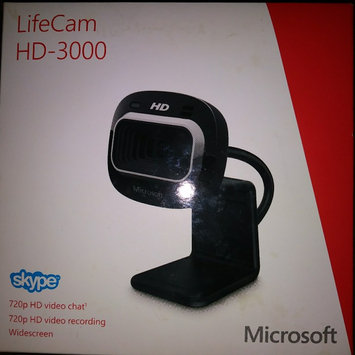 Photo of Microsoft T3H-00011 LifeCam HD-3000 Webcam - USB, 720p HD Video, 16:9 Format, Built-in Microphone, TrueColor Technology uploaded by Jeanne K.