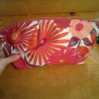 Clinique Red and Orange Flowered Makeup Bag uploaded by Ashlan D.