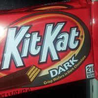 Kit Kat Dark Chocolate Candy Bar uploaded by Stephanie M.