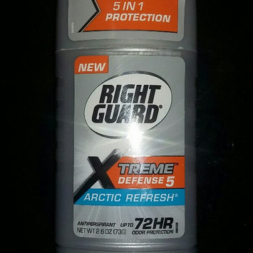 Right Guard Total Defense 5 Antiperspirant & Deodorant Solid Arctic Refresh uploaded by Angel H.