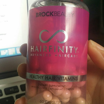 Hairfinity Healthy Hair Vitamins Supplements uploaded by trish b.