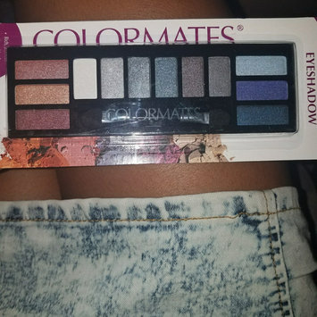 Photo of Colormates 12pan Eyeshadow Warm Pack Of 6 uploaded by Jakia W.