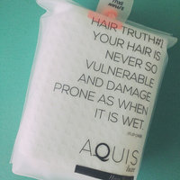 AQUIS Waffle Luxe Hair Towel uploaded by Dhanna F.
