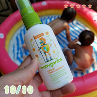Babyganics Natural Insect Repellent Deet-Free uploaded by Samantha R.