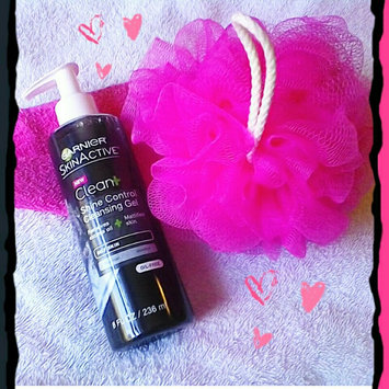 Photo of Garnier SkinActive Clean+ Shine Control Cleansing Gel uploaded by Hollie N.