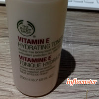 The Body Shop Vitamin E Hydrating Toner uploaded by Sarah B.