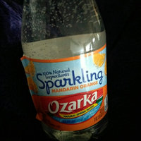 Ozarka® Sparkling Mandarin Orange Natural Spring Water uploaded by Maggie T.