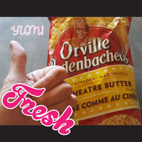 Orville Redenbacher's Gourmet Microwavable Popcorn Movie Theater Butter uploaded by Tammy L.