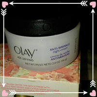 Olay Age Defying Anti-Wrinkle Night Cream uploaded by Drea R.