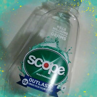 Scope Long Lasting Mint Mouthwash - 33.8 oz uploaded by Sheila M.