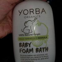 Yorba Organics Baby Foam Bath with Wild-Harvested Marula, 10 Fluid Ounce uploaded by Brandi G.