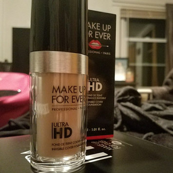 MAKE UP FOR EVER Ultra HD Foundation uploaded by Autumn W.