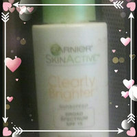 Garnier® Skin Active™ Clearly Brighter™ Brightening & Smoothing Daily Moisturizer with Broad Spectrum SPF 15 uploaded by Danielle L.