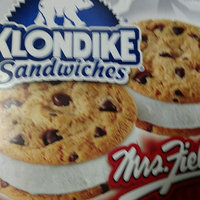 Klondike Mrs. Fields® Chocolate Chip Cookie Ice Cream Sandwich uploaded by Jeanette H.