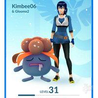 Pokémon GO uploaded by Kimberly D.