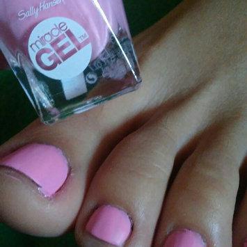 Sally Hansen® Miracle Gel™ Nail Polish uploaded by Camila M.