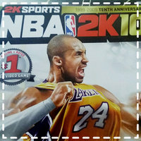 XBox 360 NBA 2K10 Video Game uploaded by Shawn R.