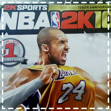 Photo of XBox 360 NBA 2K10 Video Game uploaded by Shawn R.