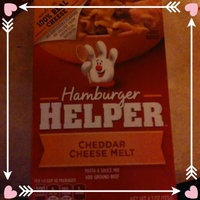 Betty Crocker™ Hamburger Helper Cheddar Cheese Melt uploaded by Ashlie H.