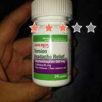 Tension Headache Relief 24ct *Compare to Excedrin Tension Headache* uploaded by Ashlie H.