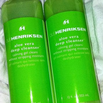 Ole Henriksen Aloe Vera Deep Cleanser uploaded by Shekeita M.