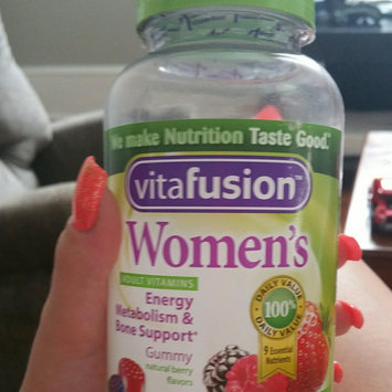 Photo of MISC BRANDS Vitafusion Women's Gummy Vitamins Complete MultiVitamin Formula uploaded by Katelin L.