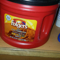 Folgers® 100% Colombian Med-Dark Ground Coffee 24.2 Canister uploaded by Stephanie W.