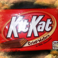 Kit Kat Crisp Wafers in Milk Chocolate uploaded by Citlalli t.