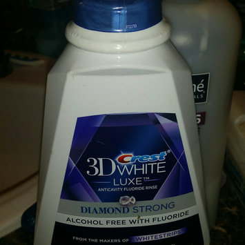 Photo of Crest 3D White Multi-Care Whitening Rinse uploaded by Stephanie W.